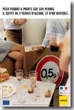 Le gouvernement part en lutte contre l'alcool