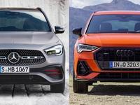 Les matchs de 2020 - Nouveau Mercedes GLA vs Audi Q3