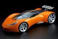 "Lotus Design ""Hot Wheels"" Concept"