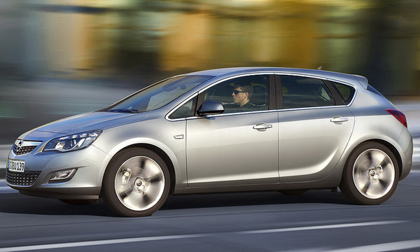 Future Opel Astra : entièrement dévoilée
