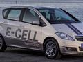 Mondial de Paris 2010 : la nouvelle Mercedes Classe A E-Cell électrique !