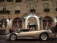 La photo du jour : Lamborghini Diablo Roadster