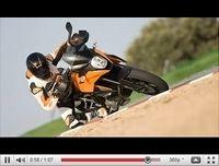 KTM 990 SM T ABS 2011... de la piste à la terre [vidéo]