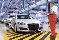 La nouvelle Audi TT entre en production !