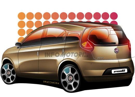 Fiat Panda 2010 by Infomotori