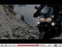 Triumph 800 Tiger 2011 : L'épisode 4 en vidéo