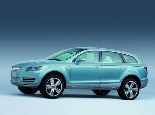Audi se lance dans le 4x4 de loisirs
