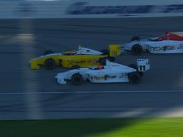 (Week-end de course #4) IndyCar, Indy Lights, British F3, Superstars