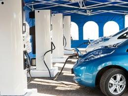 EDF et les parkings Vinci s'associent pour l'installation des bornes de recharge
