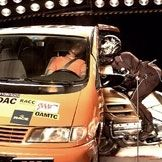 Test de l'airbag Honda par ADAC