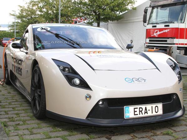 L'Electric Race About en test sur le Nürburgring en vidéo