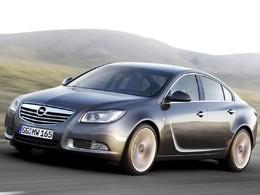 (Devinette) Si l'Opel Insignia était un coupé..