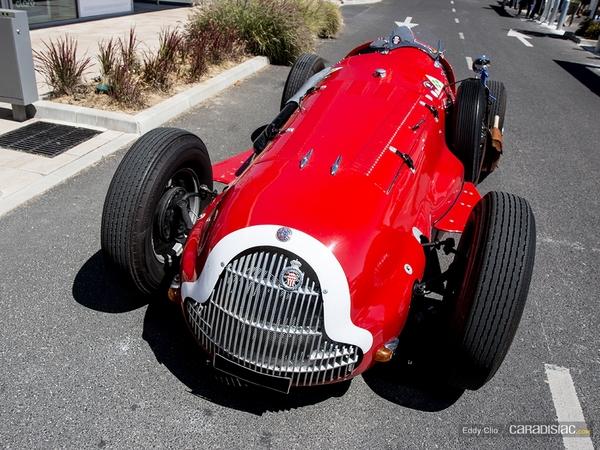 Photos du jour : Alfa-Romeo 158/46 Alfetta