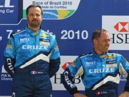 (Echos des paddocks #53) Yvan Muller, Tristan Vautier, V8SC, Porsche 911 Hybrid