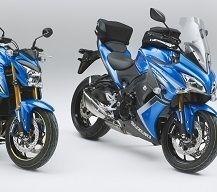 Nouveauté - Suzuki: deux éditions spéciales de GSX-S