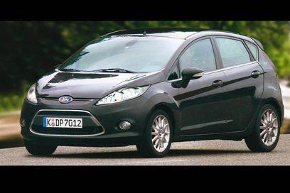 Future Ford Fiesta: c'est (presque) elle !