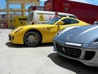 Ferrari Days à Valence (2/2): Enzo, F1, 599 GTB... tout y est !