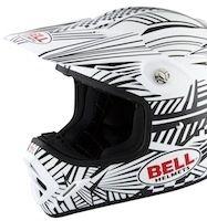 Look à l'américaine pour le Bell Moto 8 K Manic.