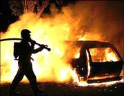 Bretagne : une voiture GPL a provoqué un incendie