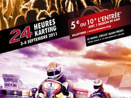 24 Heures du Mans Karting 2011: l'édition du quart de siècle!