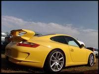 La photo du jour : Porsche 911 GT3.