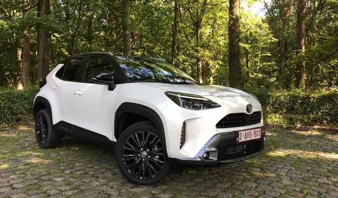Toyota Yaris Cross - les premières images en direct de l'essai + impressions de conduite