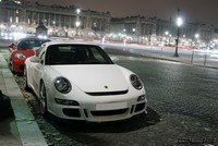 Photos du jour : Porsche GT3 et Ferrari 430