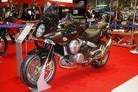 Salon Intermot 2008 : Aprilia présente la Mana 850 GT