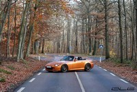 Photos du jour : Honda S2000