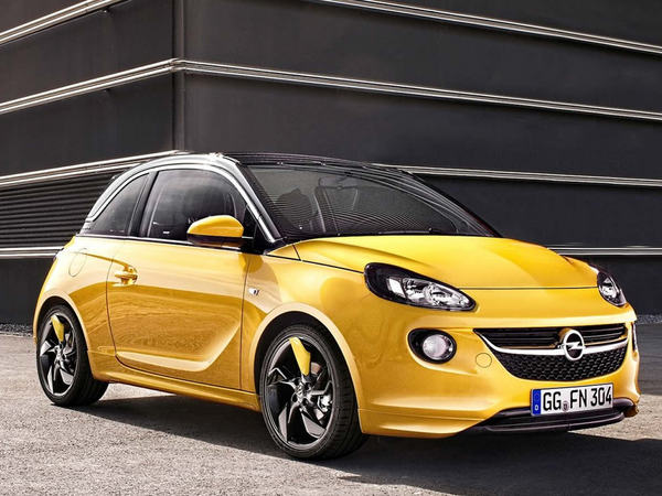 Opel Adam : une version OPC en vue ?