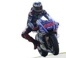 Moto GP – Grand Prix d'Aragon: Lorenzo tentera quand même le podium