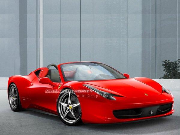 Les prochains modèles de Ferrari jusqu'en 2014