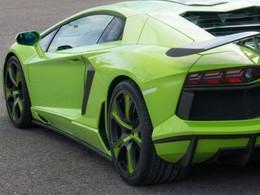 Lamborghini Aventador FAB Design, 70 ch de bonus