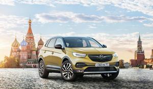 Opel de retour en Russie grâce à PSA