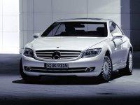 Nouvelle Mercedes CL : elle arrive !