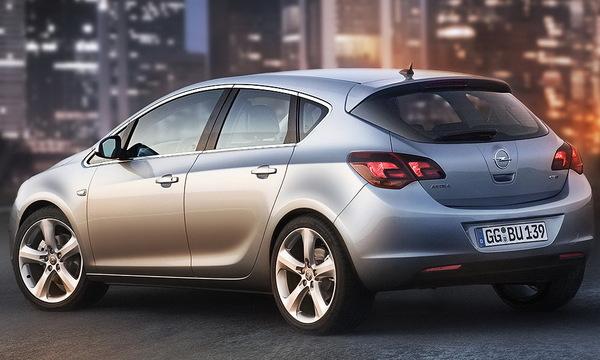 Future Opel Astra officielle et en vidéo