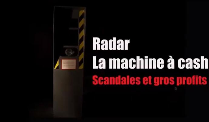 Radars : la machine à cash - Enquête sur les scandales et profits liés aux marchés publics (vidéo)