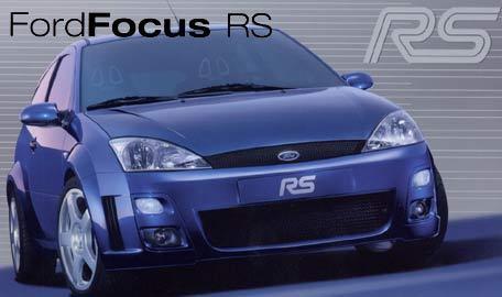 Ford: le retour des RS ?