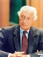 Disparition de Giovanni Agnelli, fondateur de l'empire Fiat