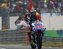 Moto GP – Grand Prix d'Aragon: Lorenzo gagne et Zarco sur le podium