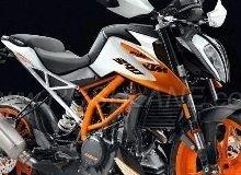Nouveauté - KTM: La nouvelle Duke 390 et la possible Adventure !
