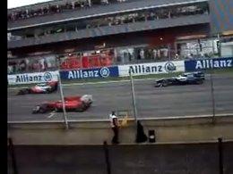 Polémique F1 : Massa a volé le départ du GP de Belgique (vidéo)