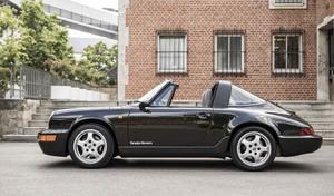 Porsche lance une assurance spécialement dédiée à ses autos anciennes