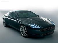 L'Aston-Martin Rapide produite à l'étranger?
