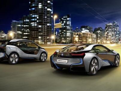 BMW: après les i3 et i8, les i4 et i5...