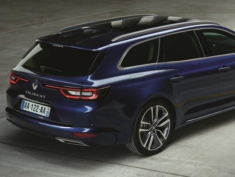 Francfort 2015 - Deuxième LIVE exceptionnel Renault mardi 14h30 : la Talisman Estate se dévoile en direct