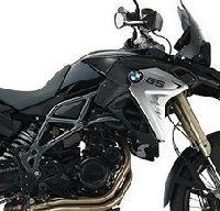 BMW - Grande Bretagne : les unités anti-terroristes roulent en F800GS