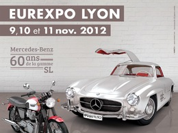 Agenda Week-end : Salon Epoq'Auto à Lyon