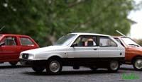 Miniature : 1/43ème - Citroën Axel