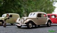 Miniature : 1/43ème - Citroën 11BL Belge